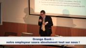 Sébastien Crozier - Orange Bank : notre employeur saura tout sur nous !