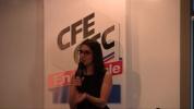 La laisse électronique - les cadres débordés par les TIC - Cindy Felio
