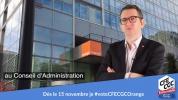 Elections au Conseil d'Administration - 2nd tour : Sébastien Crozier, votre candidat