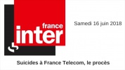 Didier Lombard sera jugé - France Inter - 16 juin 2018