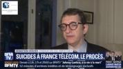 Suicides à France Télécom : le procès - BFM TV - 16 juin 2018