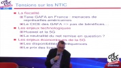 Décryptage de l'actualité par Sébastien Crozier : tension sur les NTIC