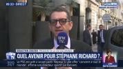 Quel avenir pour Stéphane Richard - Interview de Sébastien Crozier - BFM TV 9 juillet 2019