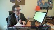 Coronavirus: comment les entreprises protègent leur personnel de l'épidémie - France 2