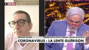 Coronavirus : le témoignage de Sébastien Crozier